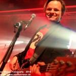 Live im E-Werk Erlangen / Foto: Steffen Oliver Riese