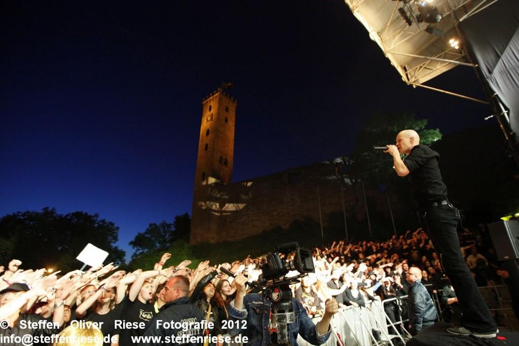 Feuertanz Festival 2012 / Letzte Instanz
